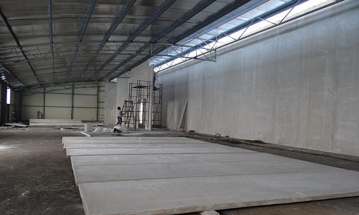 长沙新型复合隔墙板