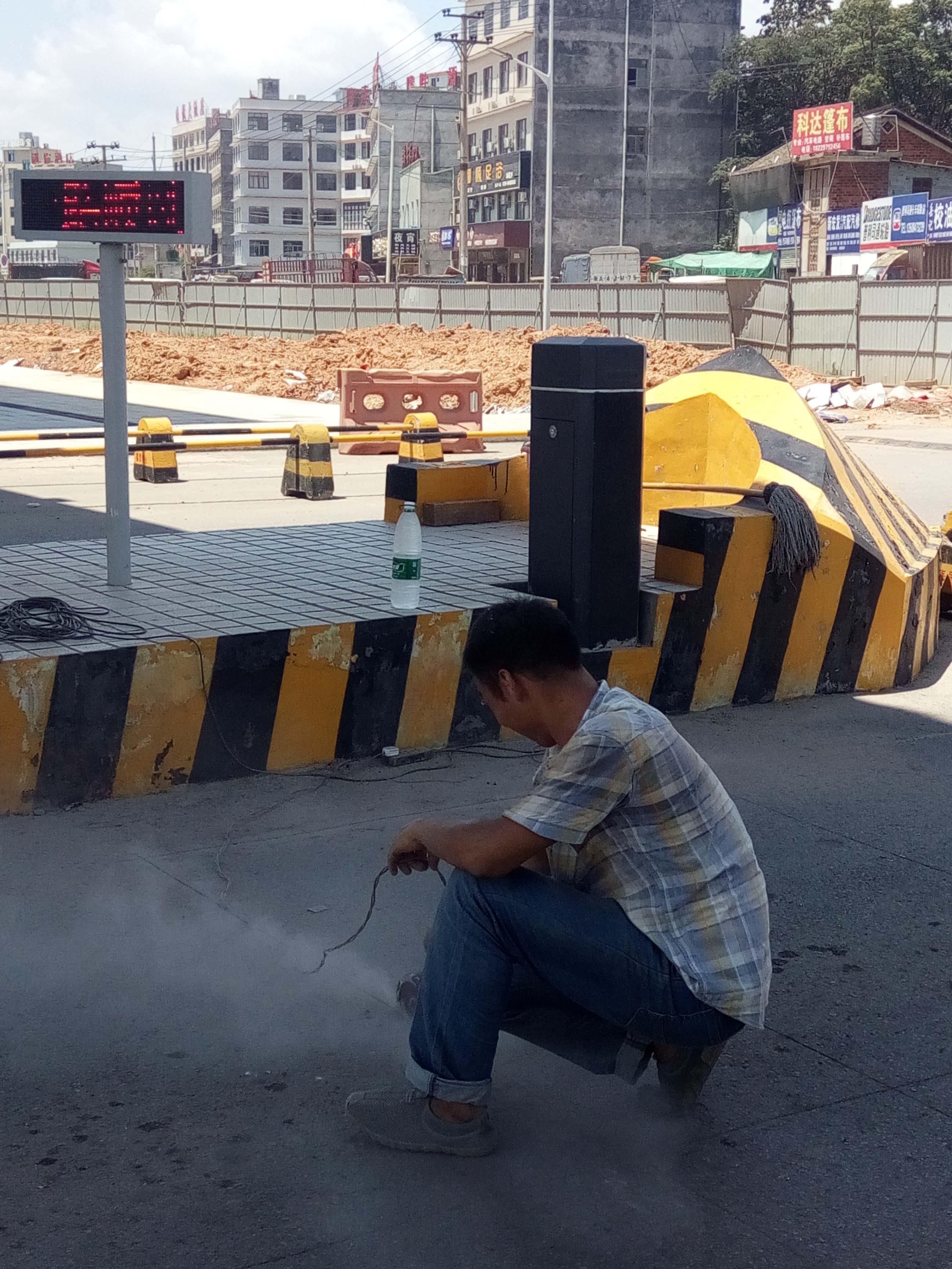 长沙停车场系统安装