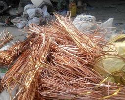长沙废铜回收厂家