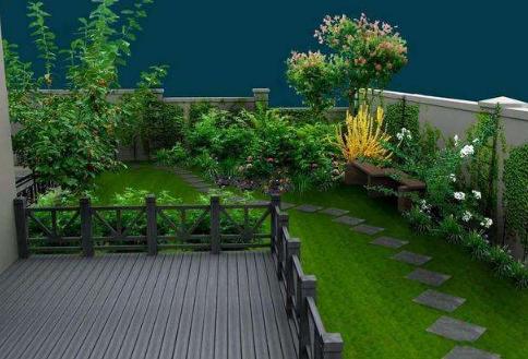 长沙别墅庭院景观设计3大技巧