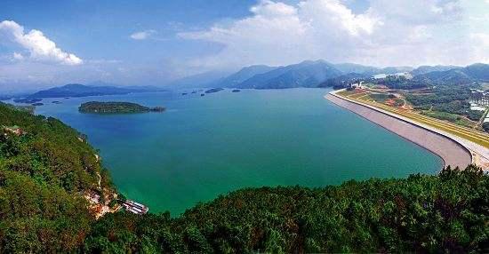 茶陵县山洪灾害防治项目