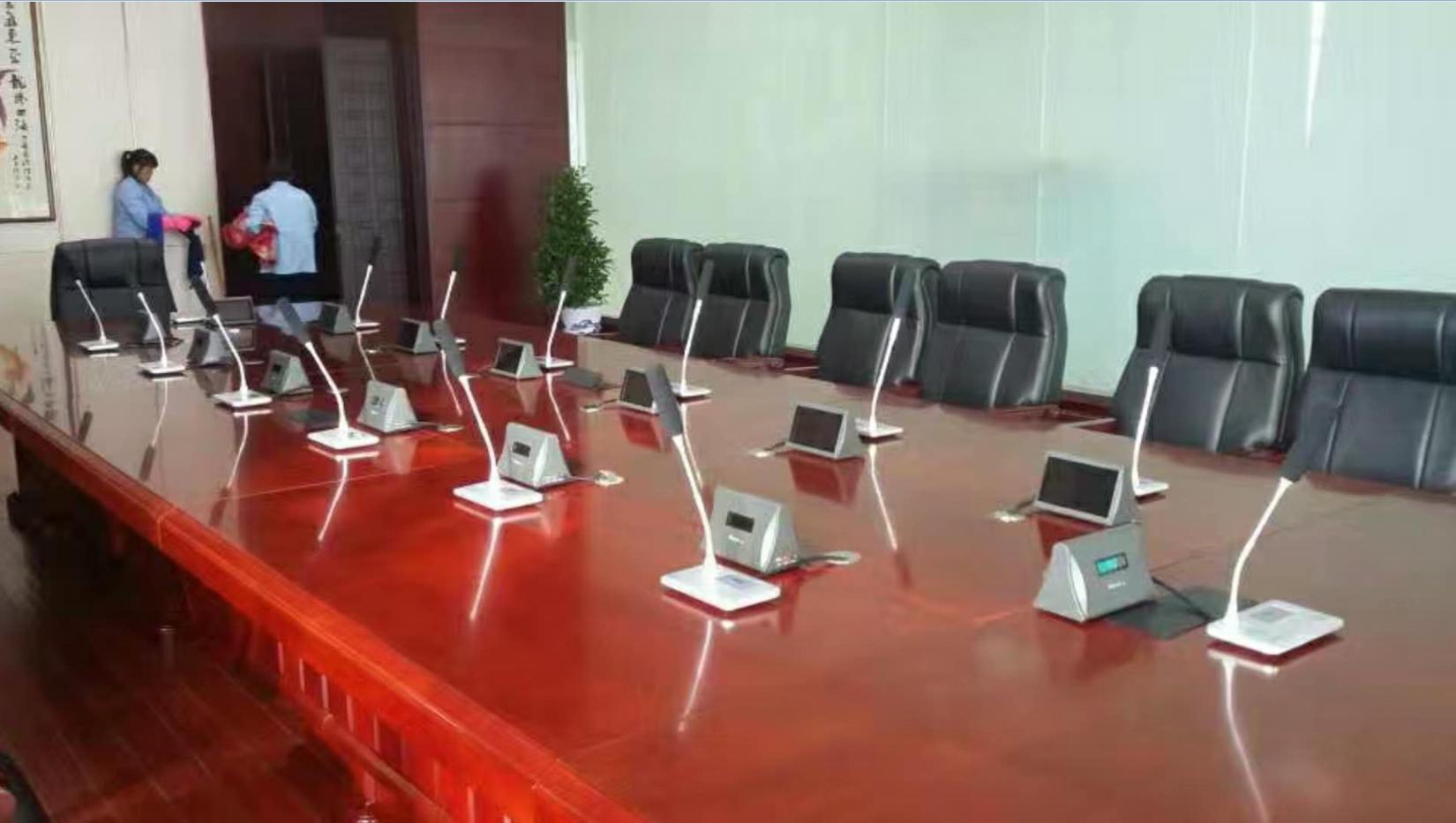 邵阳公安局弱电及会议系统
