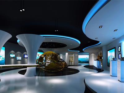 大汉集团数字展厅智能化项目