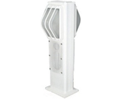 雙面燈塔型草坪音箱