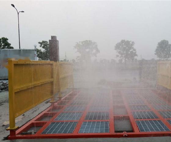 建筑工地自动喷淋设备