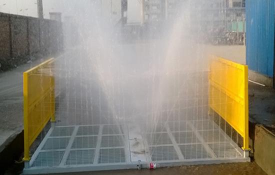 江西建筑工地自动洗车设备要怎么选择呢?