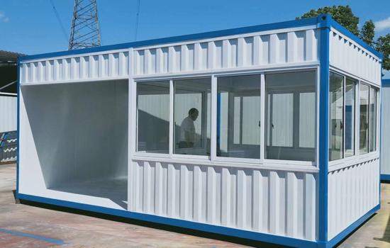 湖南集装箱房厂家分析集装箱房受欢迎原因