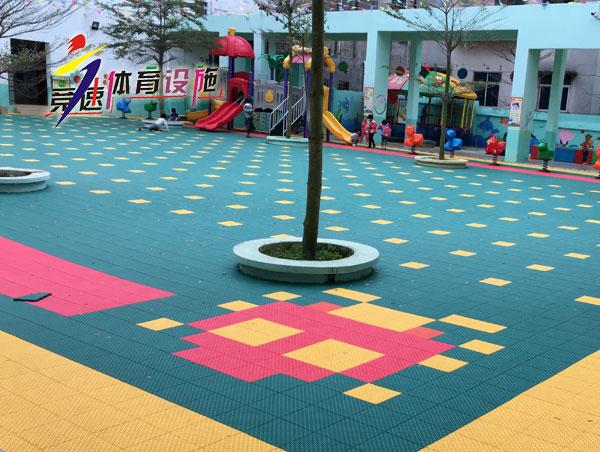 这些安装细节将直接影响拼装地板的正常效果
