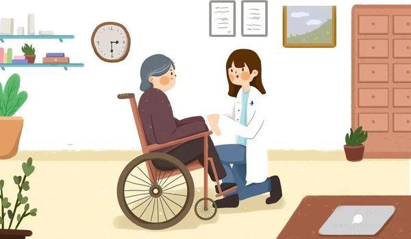 看看长沙养老机构如何加强老年人腿部护理