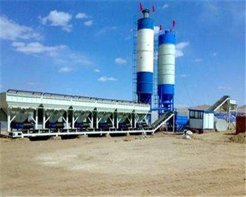 混凝土拌合站气控系统的使用至关重要