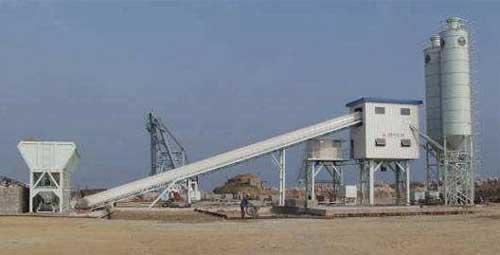 混凝土搅拌站现场使用吊车必须采取的安全措施有这些呢