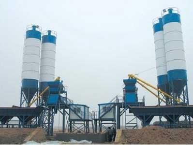 水稳拌合站:混凝土输送泵使用的要求及正确操作的方法