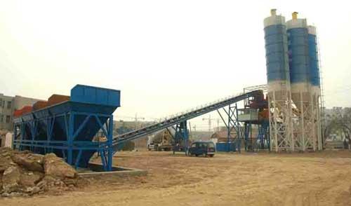 水泥混凝土搅拌站配料机有哪些操作方法