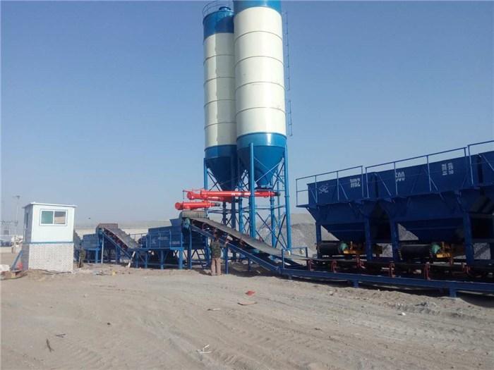 稳定土拌和站电气系统安装检查步骤
