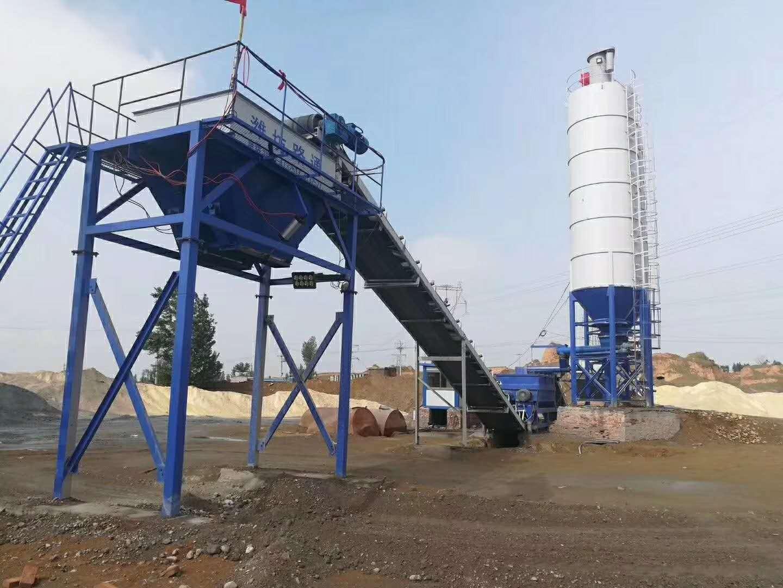 使得沥青搅拌站干燥系统更加高效、稳定