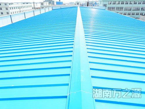 彩钢板屋盖