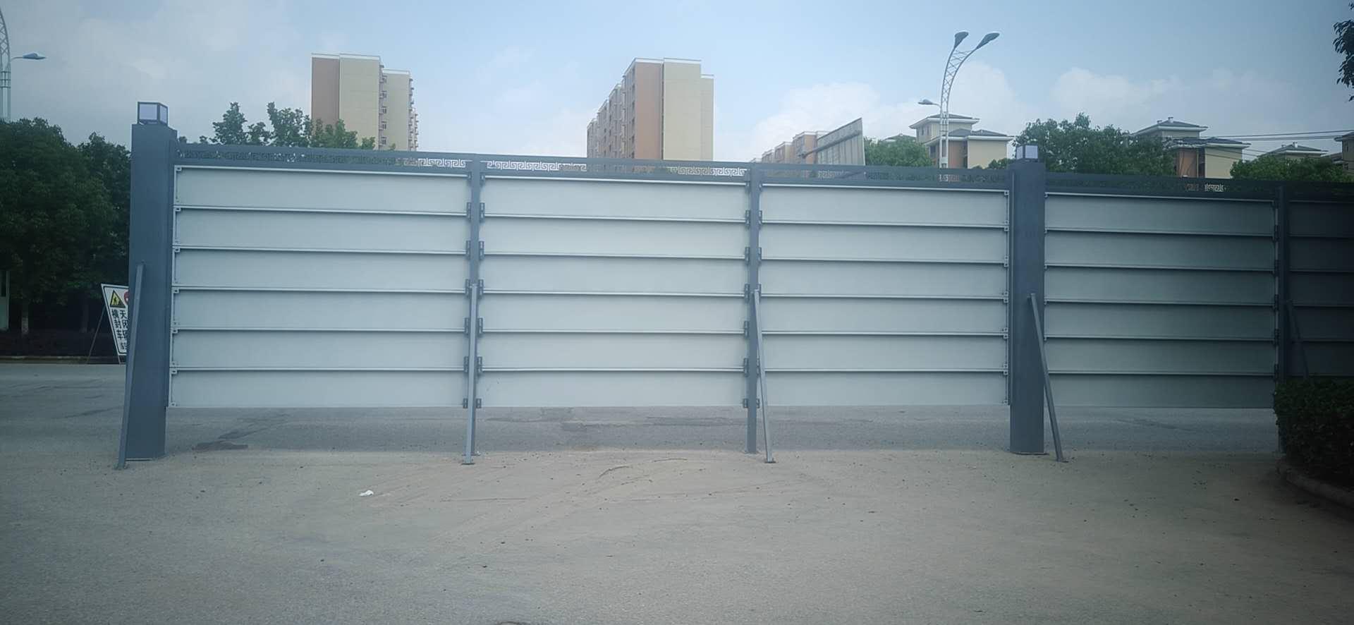 户外围墙围栏