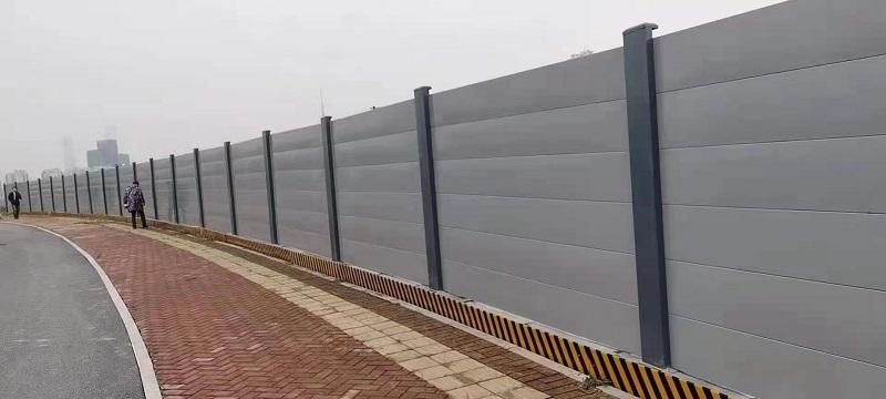 新型钢结构围挡