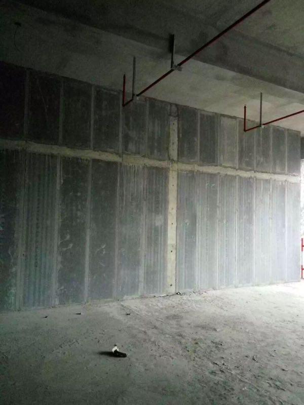 湖南轻质混凝土墙体施工