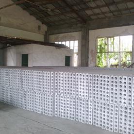 轻质条型隔墙板