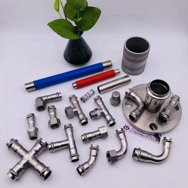 关于湖南双卡压不锈钢管件的加工技术及包装要求
