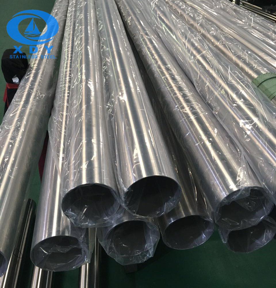 大口径不锈钢排水管
