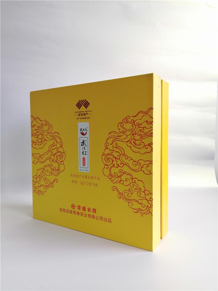 茶叶包装礼盒印刷