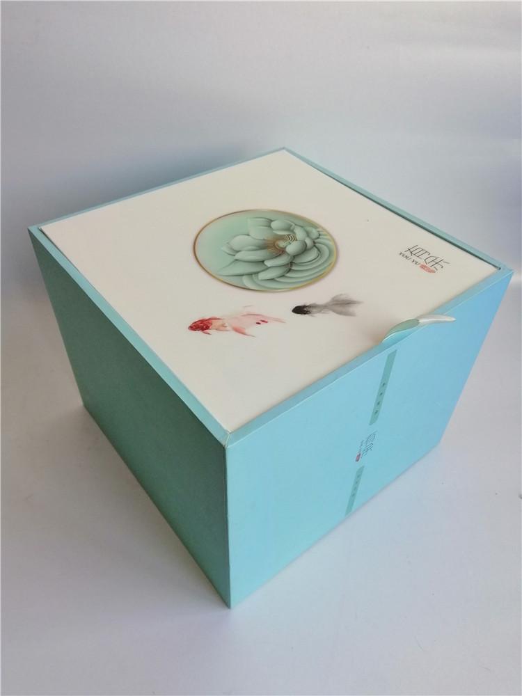 化妆品包装礼盒印刷