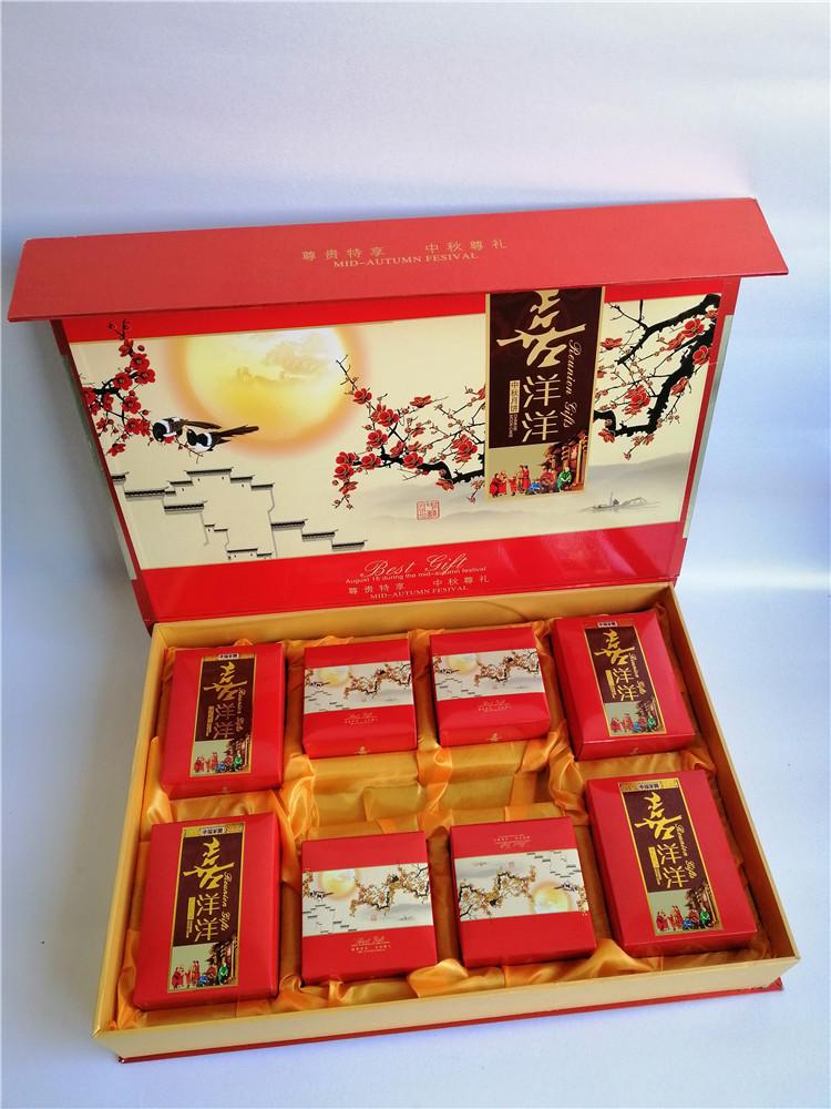 包装礼盒的制作工艺流程介绍