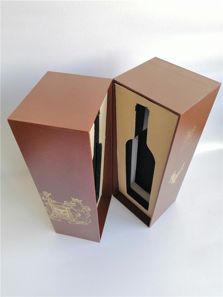 如何选择适合自己的酒类礼盒包装呢?