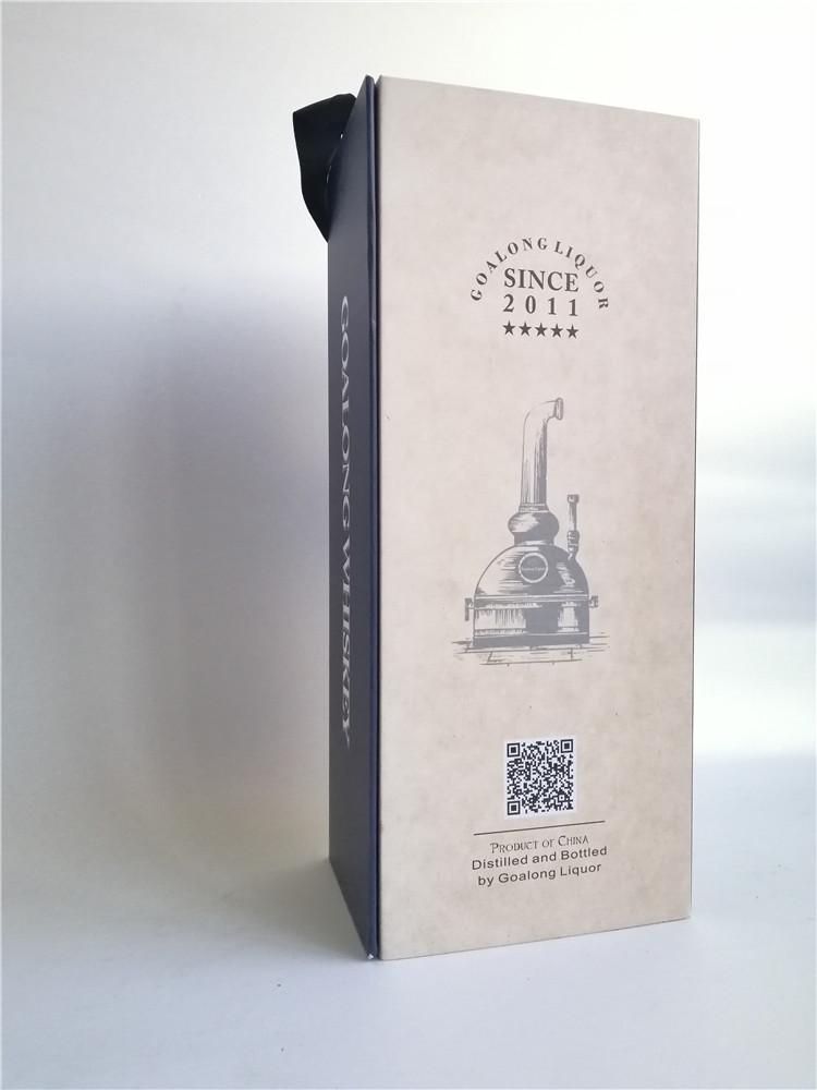 酒类包装礼盒在设计时需要注意哪些要点?