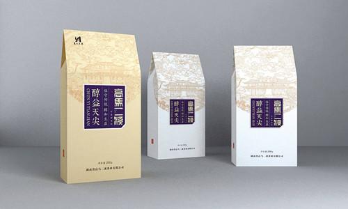湖南茶叶包装礼盒印刷