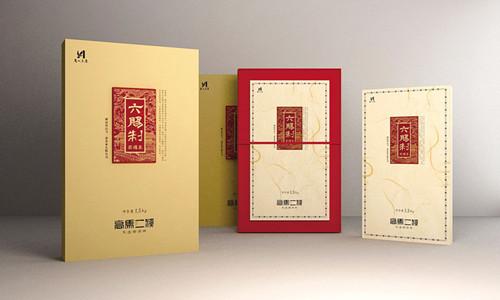 湖南茶叶包装礼盒设计