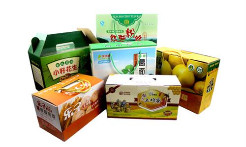 长沙食品包装礼盒制作