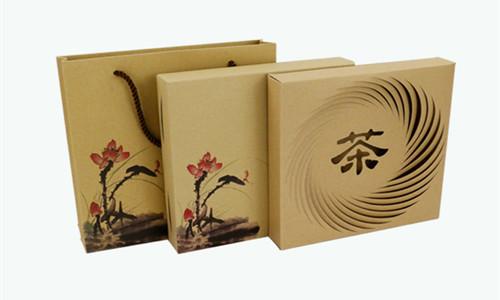 湖南特产包装礼盒印刷
