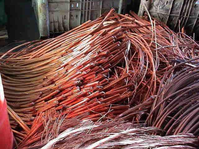 湖南废铜回收厂家