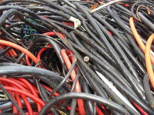 长沙废电缆电线回收