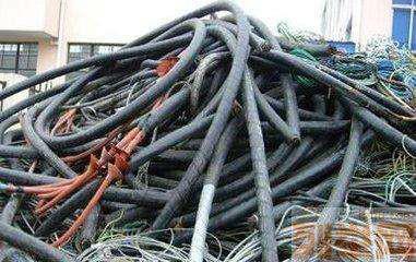 电线电缆回收厂