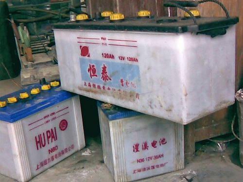 湖南蓄电池回收