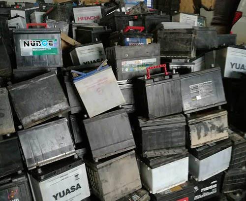 废电源回收