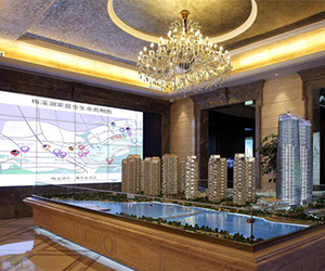 长沙金茂梅溪湖国际广场智能化工程