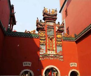 东塘火宫殿监控和WIFI改造智能化工程