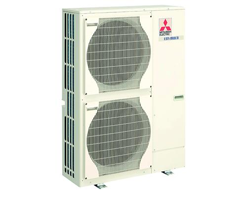 长沙空调系统的主要部件