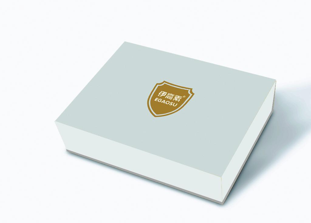 湖南银色礼盒包装
