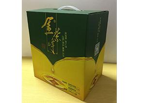金紫峰茶油手提盒