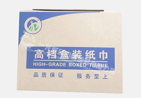 高档盒纸箱