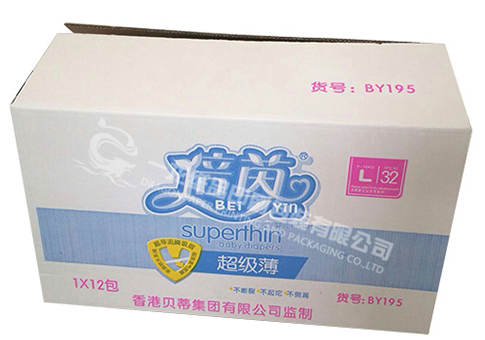为什么商品包装选择纸箱定制包装?