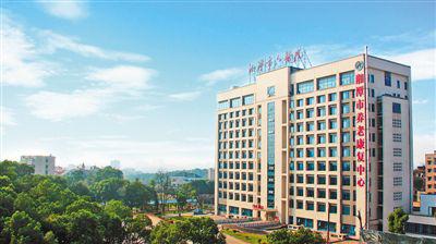 湘潭市第六人民医院采用优影提供的医护对讲系统设备