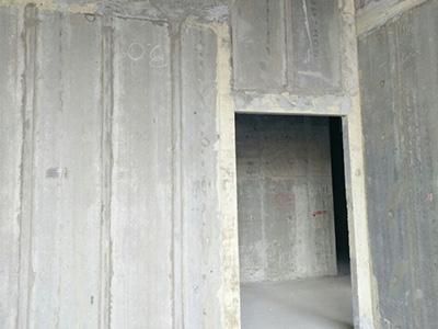 輕質隔牆柱梁施工