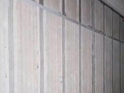 轻质隔墙梁柱规格